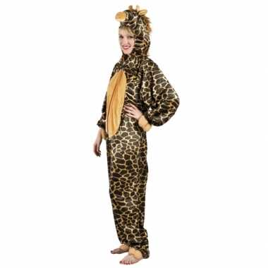 Canaval onesie giraffe dames huispak