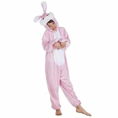Canaval onesie konijn kinderen huispak