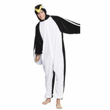 Canaval onesie pinguin kinderen huispak