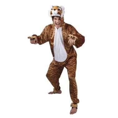 Canaval onesie tijger heren huispak