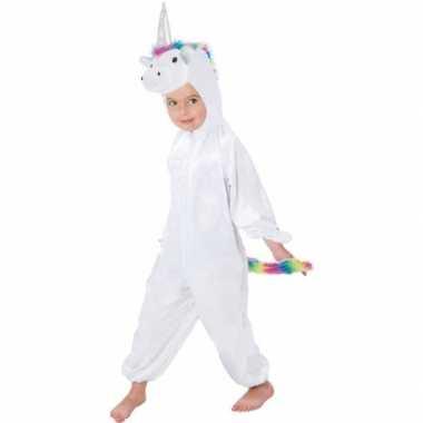 Dierenpak eenhoorn rainy onesie verkleed kostuum kinderen huispak