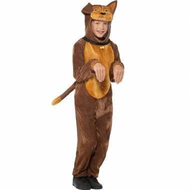 Hond onesie dierenpak kostuum kinderen huispak