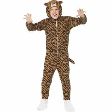Jumpsuit tijger all-one kinderen huispak
