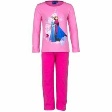Pyjama frozen roze huispak 10077235